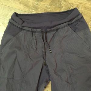 lululemon athletica Pants - Lululemon Dance Studio Gray Yoga Pants Size 4
